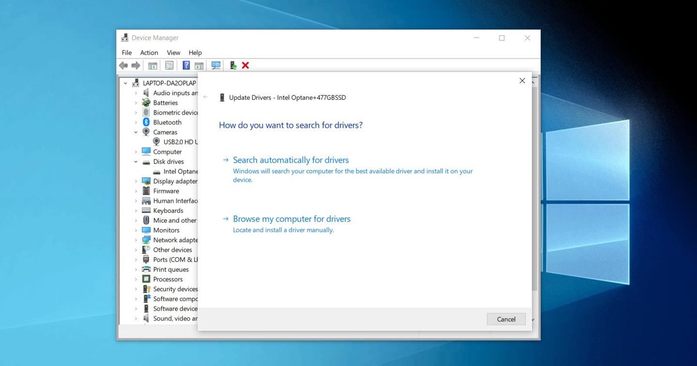 Win10 预览版新功能:可以快速手动安装驱动,提供新视图