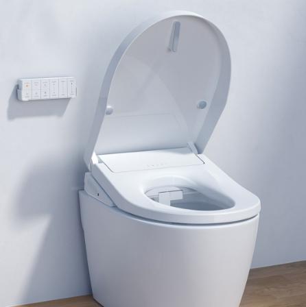 选择智米马桶盖,即是选择健康、舒适且美好的如厕方式