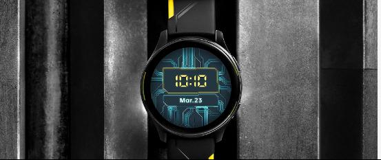 一加手表公布赛博朋克 2077 限定版及银手表托:5 月 24 日预售