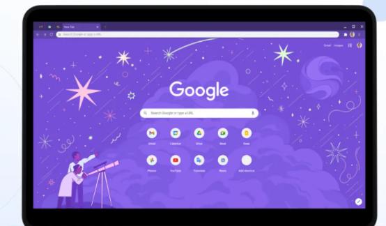 谷歌浏览器 Chrome 91 版本更新:自动冻结闲置标签组,菜单外观优化