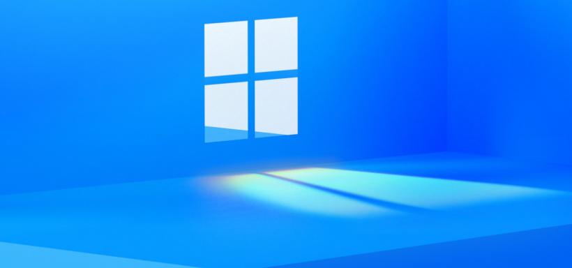 微软 Windows 海报新发现,Logo 夹角为 11°
