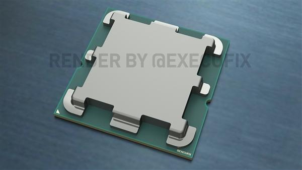 AMD Zen4 AM5处理器新照