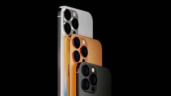 iPhone 13 Pro渲染图曝光:外观基本定型 命名成最大悬念
