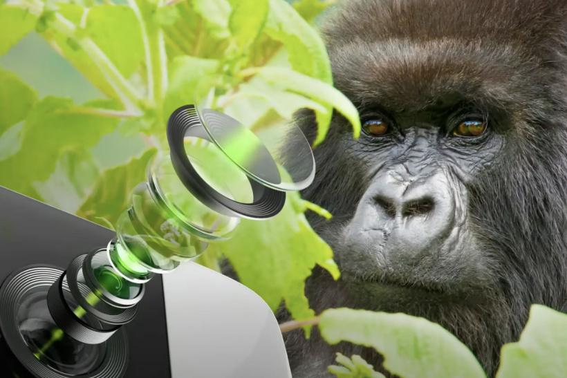康宁发布大猩猩玻璃 DX/DX+:用作手机镜头镜片,提升进光量