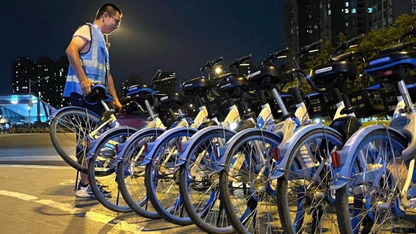 哈啰出行 CEO 杨磊:成立五周年,注册用户接近 5 亿人