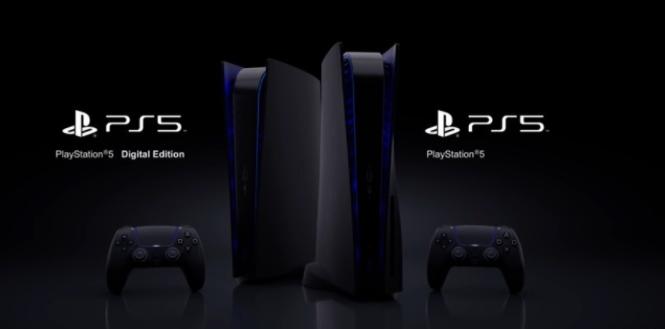 消息称索尼将推出黑色版 PS5 主机:最快于 2022 年初上市