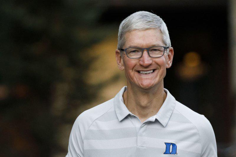 苹果 CEO 库克:AI 是最具潜力的技术,但隐私不容侵犯