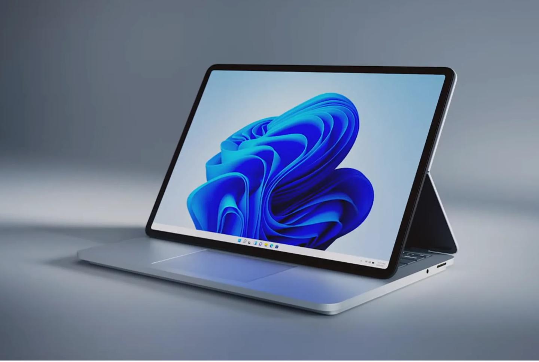 Win11 电脑 Surface Laptop Studio 正式发布:14.4 英寸可拉动 120Hz 显示屏,微软史上最强大旗舰笔记本