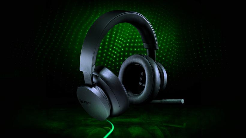 Xbox 立体声耳机国行发售:40mm 钕磁单元有线设计,419 元