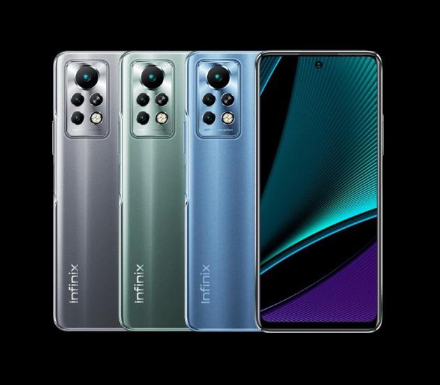 传音 Infinix Note 11 系列发布:搭载联发科 Helio G96 芯片,屏幕支持 120Hz 刷新率