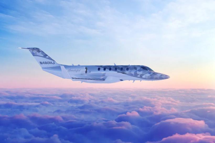 本田公布全新 HondaJet 概念飞机,可实现从纽约至洛杉矶不间断飞行