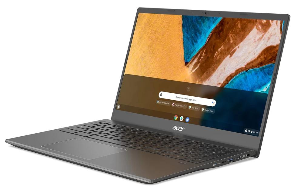为移动办公而生,宏碁发布 Chromebook 515 笔记本电脑