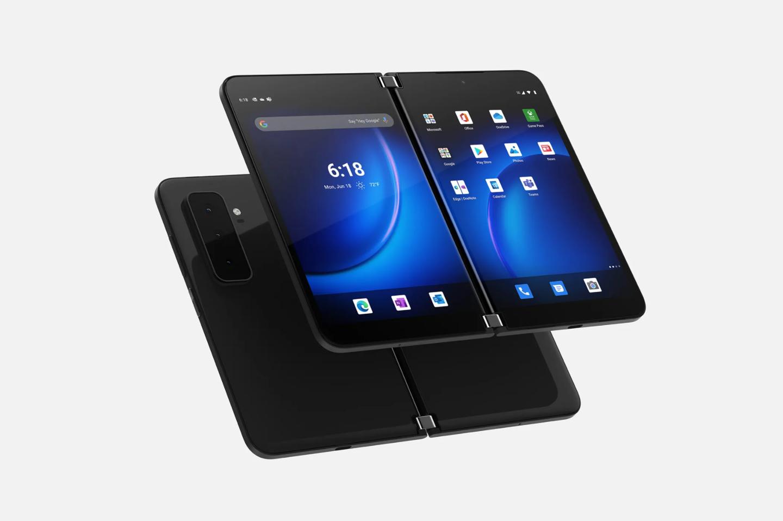 微软 Surface Duo 2 双屏幕缝隙视觉大幅改进,但全屏显示仍然割裂