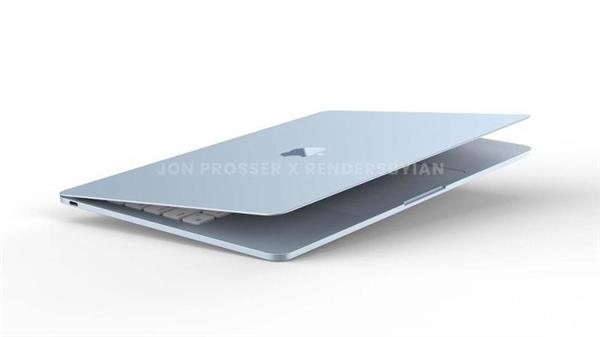 新款MacBook Air或采用刘海屏