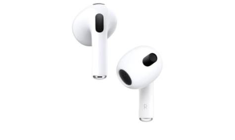 苹果 AirPods 3 正式发布:支持空间音频、IPX4 级防水,1399 元