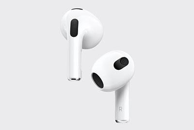 苹果官方解读 AirPods 3:风靡全球的无线耳机,现更出众